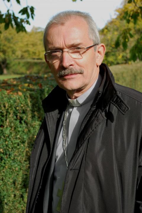 Mgr François Fonlupt évêque de Rodez