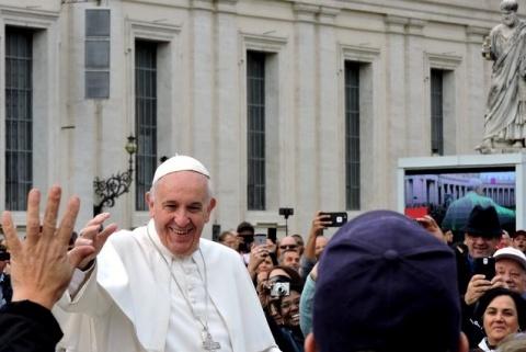 message carême 2017 pape françois