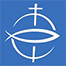 Logo église catholique en France